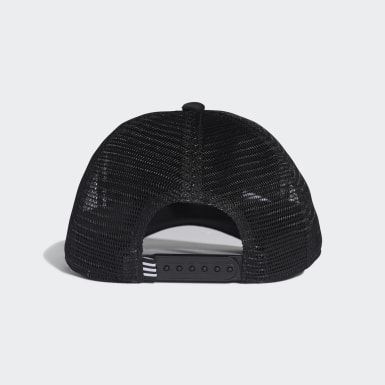 Jockey Trucker Foam Curved Negro Originals