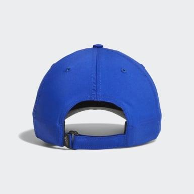 Men Golf Blue Relax Performance Cap