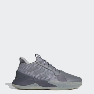 Men's Essentials Grey RunTheGame Shoes