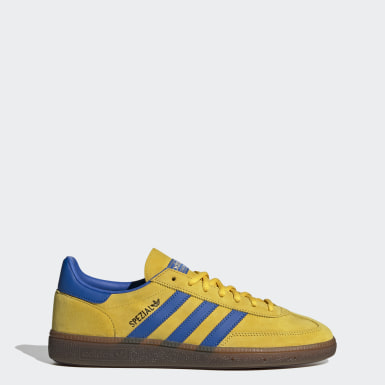 Originals Yellow Handball Spezial Shoes