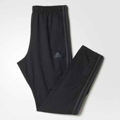 Men Training Black Cool 365 Stretch Joggers