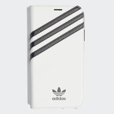Funda iPhone 2019 Samba Booklet 6,1 pulgadas Blanco Originals