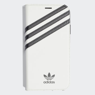 Originals White Samba Booklet Case iPhone 2019 6.1-Inch