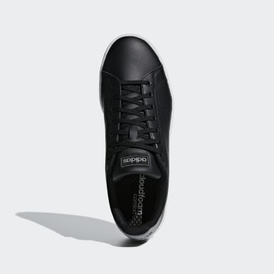 Essentials Black Advantage Shoes