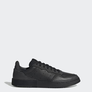Chaussure Supercourt Noir Femmes Originals