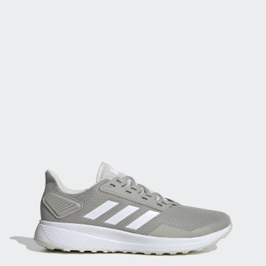 ผู้ชาย วิ่ง สีเทา รองเท้า Duramo 9