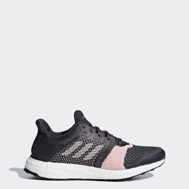 Women's Running Grey Ultraboost ST Shoes