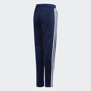 Pantalon Tiro 19 Polyester Bleu Enfants Training