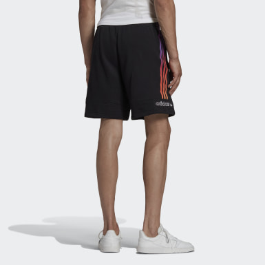 Shorts SPRT Foundation Negro Hombre Originals