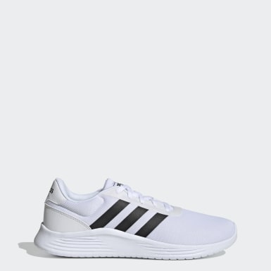 Men Sport Inspired White Lite Racer 2.0 Shoes