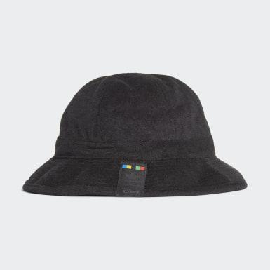 Gorro Goofy Bell Bucket Negro Originals