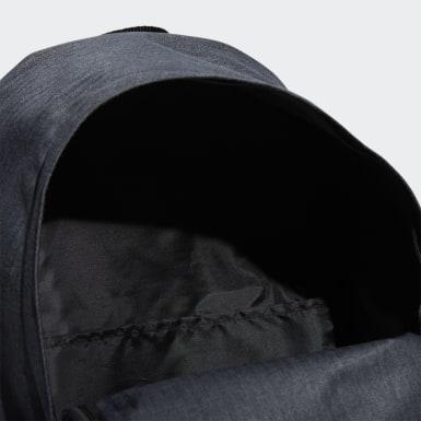 Sport Inspired สีเทา กระเป๋าเป้สไตล์สตรีทขนาดใหญ่พิเศษ