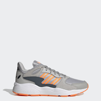 Men Sport Inspired Grey Crazychaos Shoes