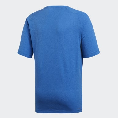 Polera Climachill Azul Niño Training