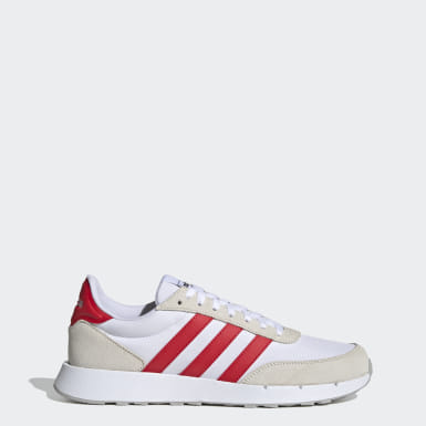 ผู้ชาย Sport Inspired สีขาว รองเท้า Run 60s 2.0