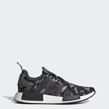 Sapatos NMD_R1 Cinzento Originals