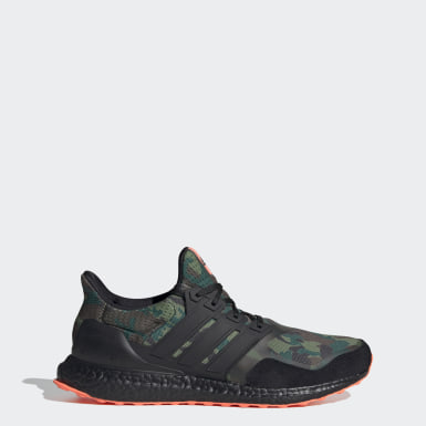 Men Running Green Ultraboost Shoes