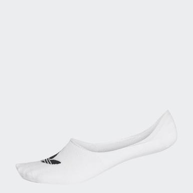 Originals White Sneaker Invisible Socks 1 Pair