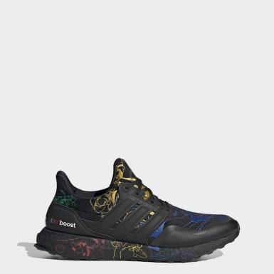 Mænd Løb Sort Ultraboost DNA x Disney sko