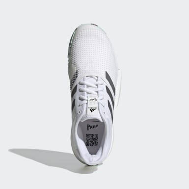 Chaussure SoleCourt Parley Blanc Tennis