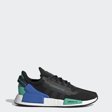 Originals สีดำ รองเท้า NMD_R1 V2