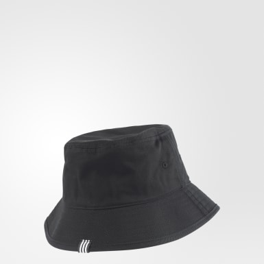 Cappellino Adicolor Bucket Nero Originals