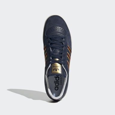 Sapatos Handball Top Azul Mulher Originals