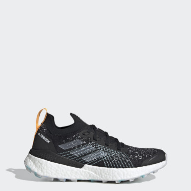 Sapatos de Trail Running Two Ultra Parley TERREX Preto Mulher TERREX
