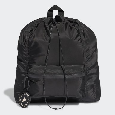 Women adidas by Stella McCartney Black adidas by Stella McCartney Gym Sack