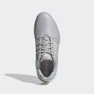 Women Golf Grey TOUR360 XT-SL Spikeless Golf Shoes