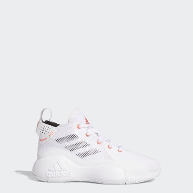 Sapatos D Rose 773 2020 Branco Criança Basquetebol