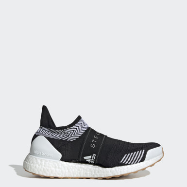 Dames adidas by Stella McCartney Wit Ultraboost X 3D Knit Schoenen