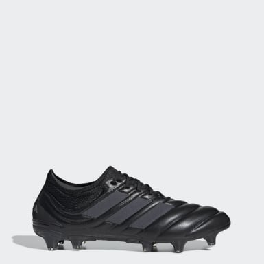 Dam Fotboll Svart Copa 19.1 Firm Ground Boots