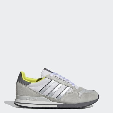 Men Originals Grey ZX 500 Shoes