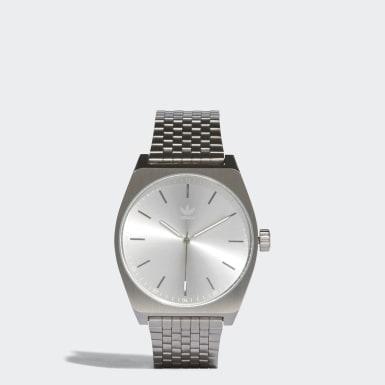 Relógio PROCESS_M1 Prateado Originals