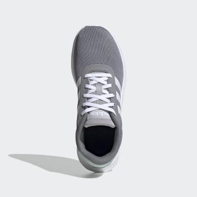 Kids Sport Inspired Grey Lite Racer 2.0 Shoes