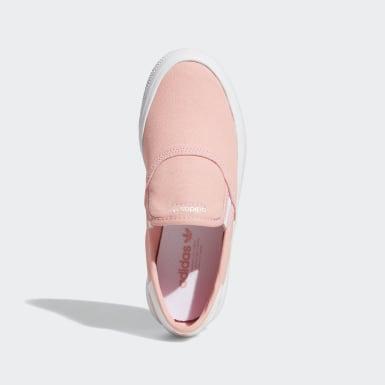 розовый Кроссовки-слипоны 3MC