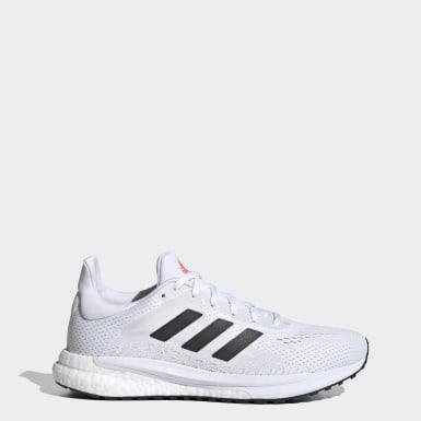 Dames Hardlopen wit SolarGlide 3 Schoenen