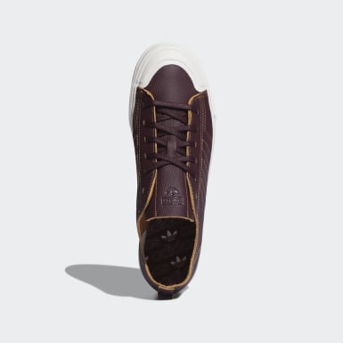 Originals Burgundy Nizza RF Shoes