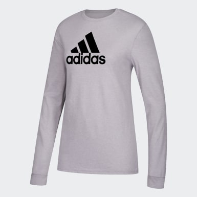 Women's Sport Inspired Grey W LS GTP T