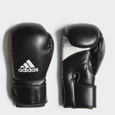 Boxing Black Kpower 100 Boxing Gloves