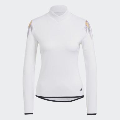 Camiseta manga larga COLD.RDY Prime Training Blanco Mujer Running