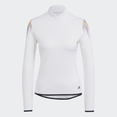 T-shirt COLD.RDY Prime Long Sleeve Training Blanc Femmes Running
