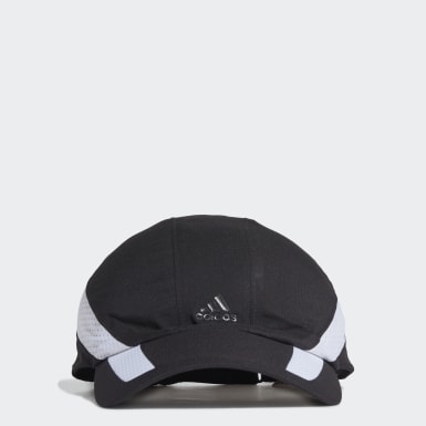 Gorra de Running AEROREADY Retro Tech Reflectante Negro Running