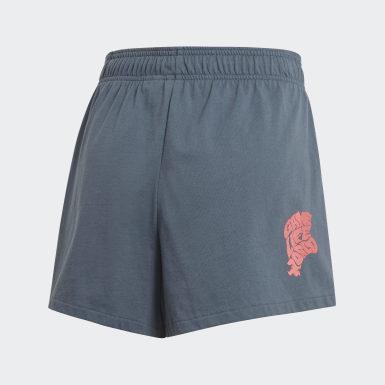 Women's Athletics Blue ID Shorts