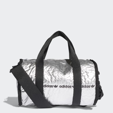 Women's Originals Silver Mini Duffel Bag