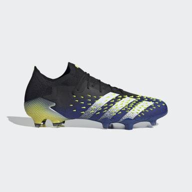Fotbal černá Kopačky Predator Freak.1 Firm Ground