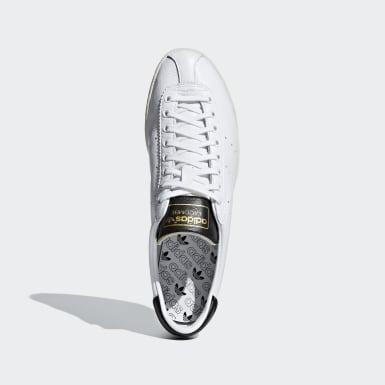 Kvinder Originals Hvid Lacombe sko