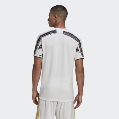 Men's Soccer White Juventus 20/21 Home Jersey