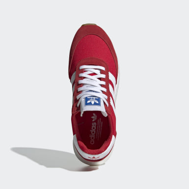Tenis I-5923 Rojo Hombre Originals